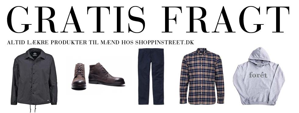 Herre modetøj tilbud- ShoppinStreet.dk - Vedbæk Shopping